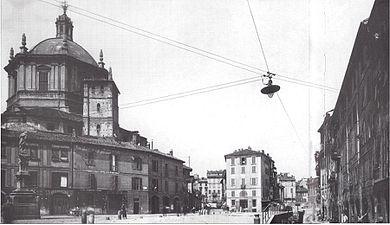 Piazza della Vetra - Milano