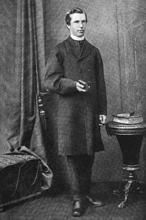 Patrick Augustine Sheehan - Sheehan, at the time of his ordination, 1875