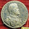 Pier paolo galeotti, medaglia di cosimo I de' medici ed etruria pacata (argento).JPG