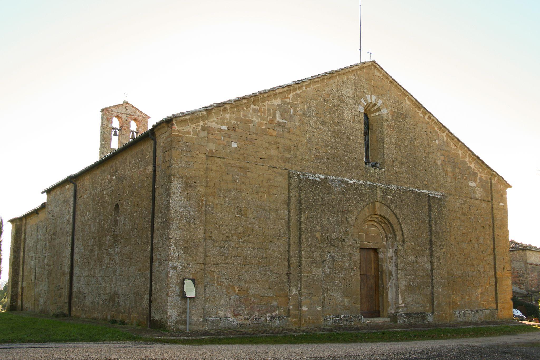 Pieve Santo Stefano a Cennano 13