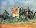 Pigeonnier de Bellevue, par Paul Cézanne, Yorck.jpg