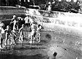 PikiWiki Israel 2934 Kibutz Gan-Shmuel sk22- 92 גן-שמואל-בריכת ההשקייה 1932-6.jpg