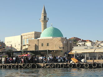 Sulayman Pasha al-Adil - Sulayman Pasha rebuilt the Sinan Mosque in Acre, which is also known as the Bahr Mosque