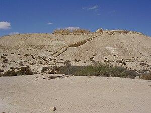 Nitzana (Nabataean city) - Tel Nizana