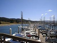Pillar Point Harbor in April 2007.jpg
