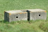 Pillbox in Saltfleetby
