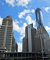 Ping'an ^ IFC Building ピンポン保険とIFCビル - panoramio.jpg