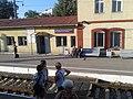 Pionerskij Kurort railway station.jpg