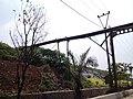 Pipa gas methan yang keluar dari sampah menuju ke PLTSa bantargebang, Kota Bekasi - panoramio.jpg