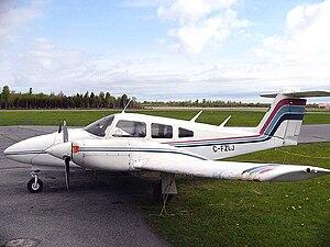 Piper PA-44 Seminole - Piper PA-44-180 Seminole