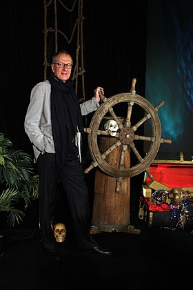 Geoffrey Rush, interprète de Barbossa