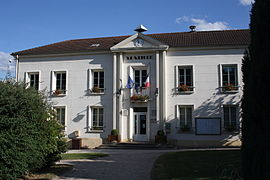 The town hall of Piscop