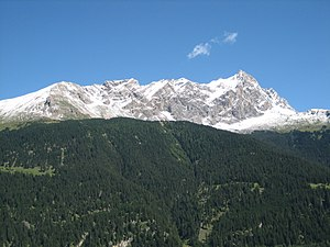 Klettersteig Piz Mitgel : Piz mitgel u2013 wikipedia
