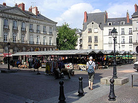 Hotel De Ville Le Bouffay