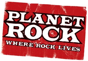 Planet Rock (radio station) - Image: Planet Rock Logo