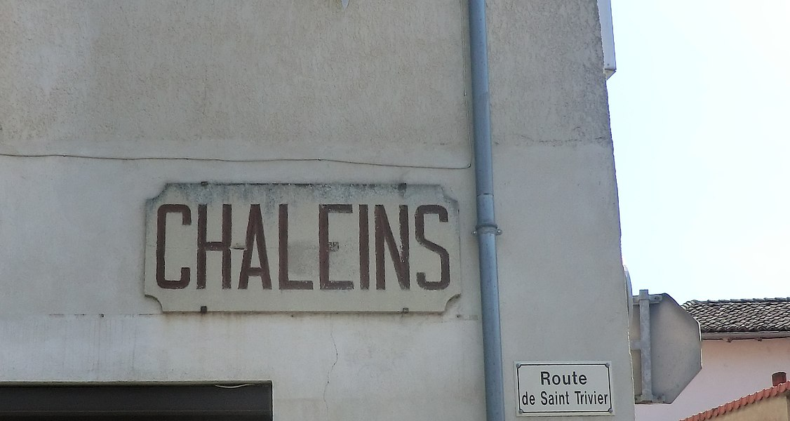 Image of Chaleins.