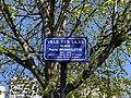 Plaque Place Pierre Brossolette - Les Lilas (FR93) - 2021-04-27 - 2.jpg