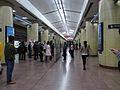 Platform of Jishuitan Station (20140329091522).jpg