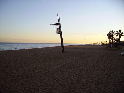 Platja Canet de Mar Catalonia.JPG
