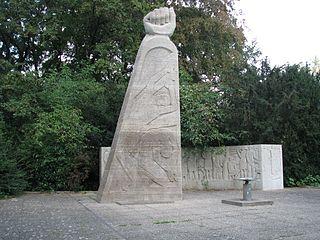 Denkmal der Köpenicker Blutwoche