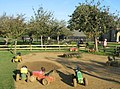 Play area - Home Farm - geograph.org.uk - 1043023.jpg