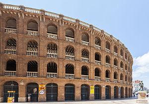 Plaza de Toros de Valencia - Image: Plaza de toros, Valencia, España, 2014 06 30, DD 126