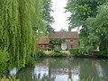 Pond, Kidmore End - geograph.org.uk - 1418443.jpg