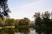 Pond in Yusupovsky Garden (Saint Petersburg).jpg