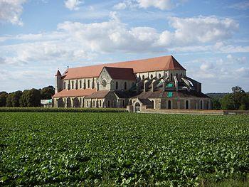 Pontigny monastery