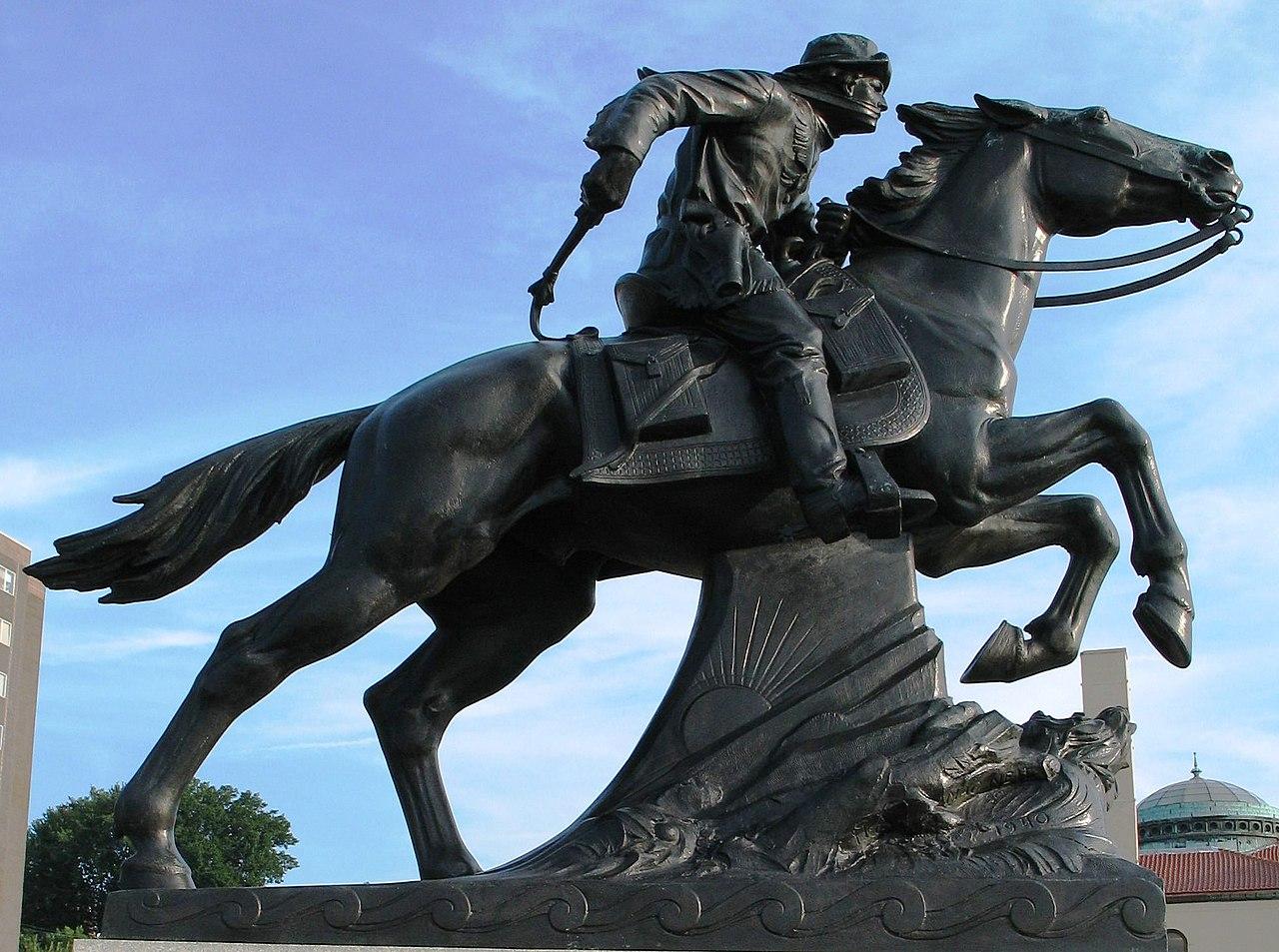 http://upload.wikimedia.org/wikipedia/commons/thumb/f/f5/Pony-express-statue.jpg/1280px-Pony-express-statue.jpg