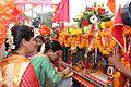 Pooja of Plakhi at Shimga mahotsav dapoli.jpg