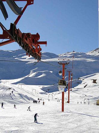 Pooladkaf - Image: Pooladkaf Ski Resort