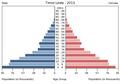 Population pyramid of East Timor 2013.png