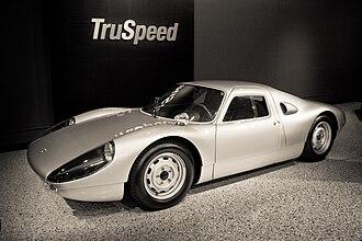 Porsche 904 - Porsche 904 Coupé