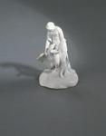 Porslin. Vit figurin - Hallwylska museet - 89277.tif