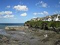 Port Isaac Harbour, Cornwall (461103) (9455418325).jpg
