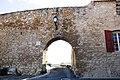Porte de la Glacière, 3ème enceinte XIVe siècle.jpg