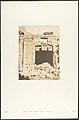 Porte du Temple de Jupiter, à Baalbek (Héliopolis) MET DP131973.jpg