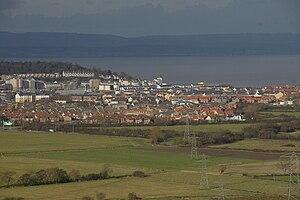 Portishead, Somerset - Image: Portishead MMB 07