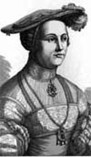 Duchess of Longueville - Image: Portrait de Jeanne de Hochberg