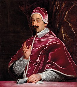 Portrait of Pope Alexander VII Chigi (by Giovanni Battista Gaulli - Baciccio).jpg