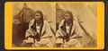 Portrait of native American man in front of teepee, from Robert N. Dennis collection of stereoscopic views.png