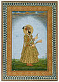 Portrait of the Emperor Farrukh Siyar, 1715.jpg