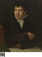 Portret van Joseph François van Gierdegom