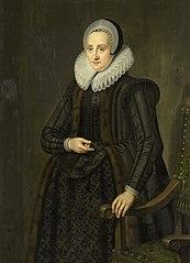 Portrait of Margarita Cassier