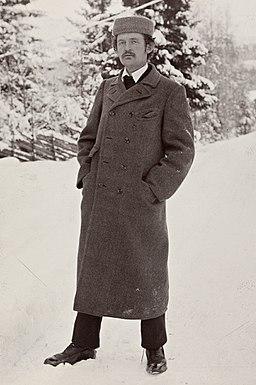Portrett av Edvard Munch (cropped)