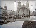 Poste de charretiers de l hotel de ville - Quebec - 1900.jpg