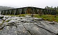 Power plant dam in Nedre Botnavatnet on Osterøy, Vestland, Norway.jpg
