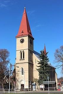 Milovice (Nymburk District) Town in Central Bohemian, Czech Republic