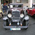 Praga Kellner cabrio (1931) - front.jpg